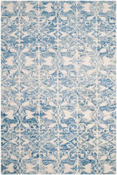 Safavieh Chatham Cht765c Dark Blue - Ivory Area Rug