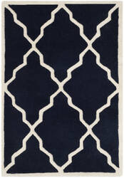 Safavieh Chatham Cht940j Dark Blue Area Rug