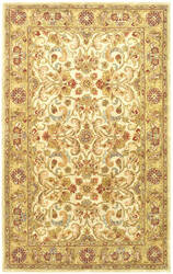 Safavieh Classic Cl324b Grey / Light Gold Area Rug