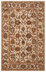 Safavieh Classic CL758A Ivory - Ivory Area Rug