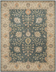 Safavieh Classic Cl936a Blue / Light Gold Area Rug
