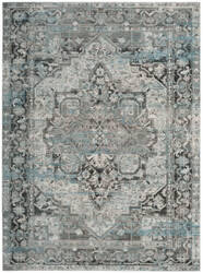 Safavieh Claremont Clr665g Ivory - Grey Area Rug