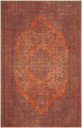 Safavieh Classic Vintage Clv121b Red Area Rug