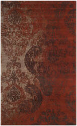 Safavieh Classic Vintage Clv222a Rust - Brown Area Rug