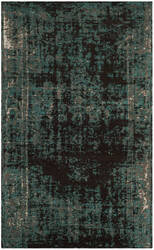 Safavieh Classic Vintage Clv225a Teal - Brown Area Rug