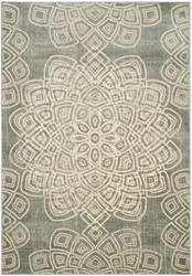 Safavieh Constellation Vintage Cnv751 Light Grey - Multi Area Rug