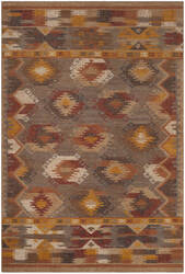 Safavieh Canyon Cny115b Brown - Multi Area Rug