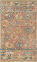 Safavieh Canyon Cny115c Red - Multi Area Rug