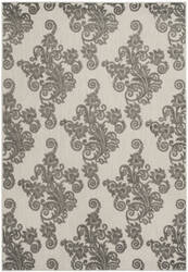 Safavieh Cottage Cot909c Cream - Grey Area Rug