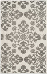 Safavieh Cottage Cot910c Cream - Grey Area Rug