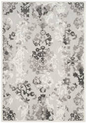 Safavieh Cottage Cot919g Grey - Dark Grey Area Rug