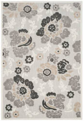 Safavieh Cottage Cot920g Grey - Dark Grey Area Rug