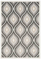 Safavieh Cottage Cot921g Grey - Dark Grey Area Rug