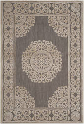Safavieh Cottage Cot924t Taupe Area Rug