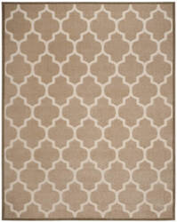Safavieh Cottage Cot928l Light Beige - Cream Area Rug