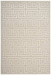 Safavieh Cottage Cot940l Light Grey - Cream Area Rug