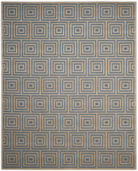 Safavieh Cottage Cot941f Light Blue - Cream Area Rug
