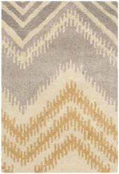 Safavieh Capri Cpr445b Grey - Gold Area Rug