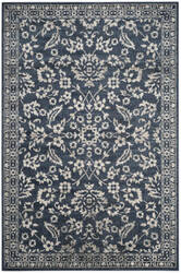 Safavieh Carolina Crl463d Dark Blue Area Rug