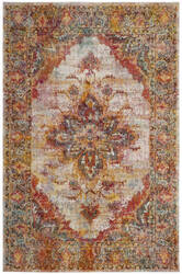 Safavieh Crystal Crs508v Cream - Rose Area Rug