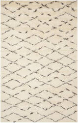 Safavieh Casablanca Csb847a White / Brown Area Rug