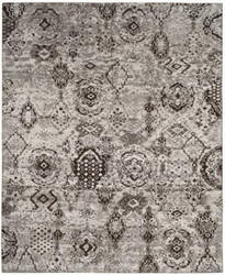 Safavieh Castilla Cst201a Grey - Chocolate Area Rug