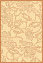 Safavieh Courtyard Cy2726-3201 Natural / Terracotta Area Rug