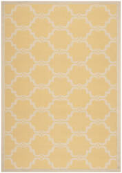 Safavieh Courtyard Cy6009-316 Yellow / Beige Area Rug