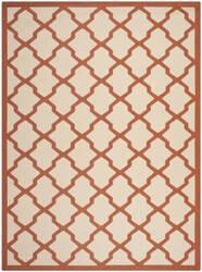 Safavieh Courtyard Cy6903-231 Beige / Terracotta Area Rug