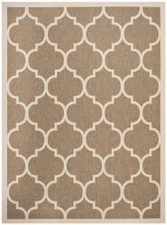 Safavieh Courtyard Cy6914-242 Brown / Bone Area Rug