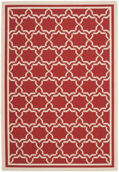 Safavieh Courtyard Cy6916-248 Red / Bone Area Rug