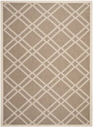 Safavieh Courtyard Cy6923 Brown - Bone Area Rug