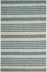 Safavieh Courtyard Cy8062 Grey - Blue Area Rug