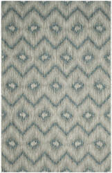 Safavieh Courtyard Cy8463 Grey - Blue Area Rug