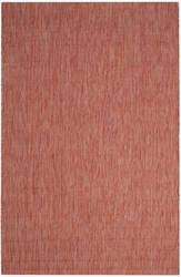 Safavieh Courtyard Cy8520 Red Area Rug