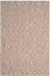 Safavieh Courtyard Cy8521 Beige - Brown Area Rug