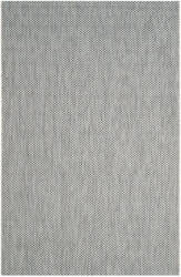 Safavieh Courtyard Cy8521 Grey - Navy Area Rug