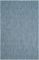 Safavieh Courtyard Cy8521 Navy - Grey Area Rug