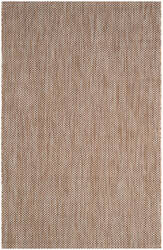 Safavieh Courtyard Cy8521 Natural - Black Area Rug