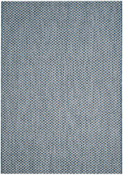 Safavieh Courtyard Cy8653 Blue - Light Grey Area Rug