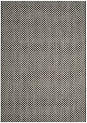 Safavieh Courtyard Cy8653 Black - Light Grey Area Rug