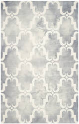 Safavieh Dip Dye Ddy536c Grey - Ivory Area Rug