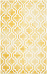Safavieh Dip Dye Ddy537h Gold - Ivory Area Rug