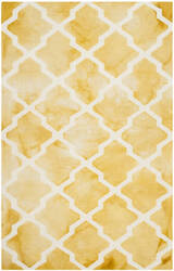 Safavieh Dip Dye Ddy540h Gold - Ivory Area Rug
