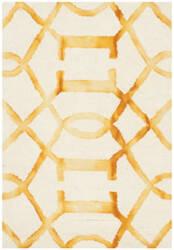 Safavieh Dip Dye Ddy712c Ivory - Gold Area Rug