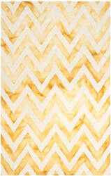Safavieh Dip Dye Ddy715c Ivory - Gold Area Rug