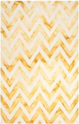 Safavieh Dip Dye Ddy715c Ivory - Gold Area Rug