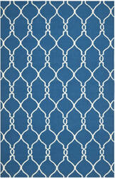 Safavieh Dhurries DHU415A Dark Blue Area Rug