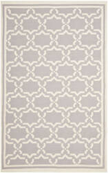 Safavieh Dhurries DHU545G Grey / Ivory Area Rug