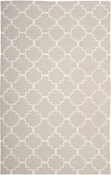 Safavieh Dhurries DHU554G Grey / Ivory Area Rug
